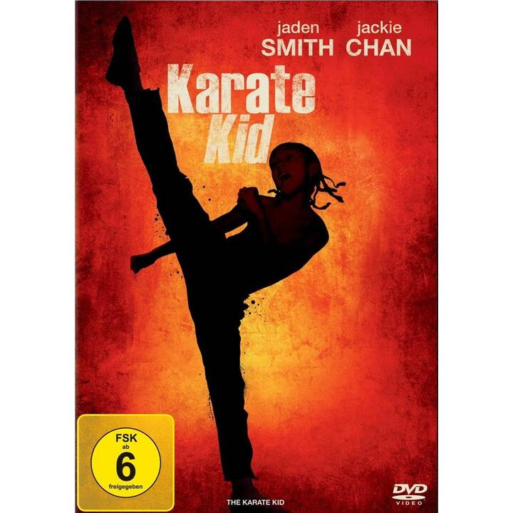 Karate Kid (DE, TR, EN)