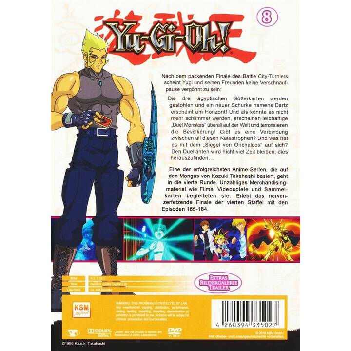Yu-Gi-Oh! - Box 8 (DE)