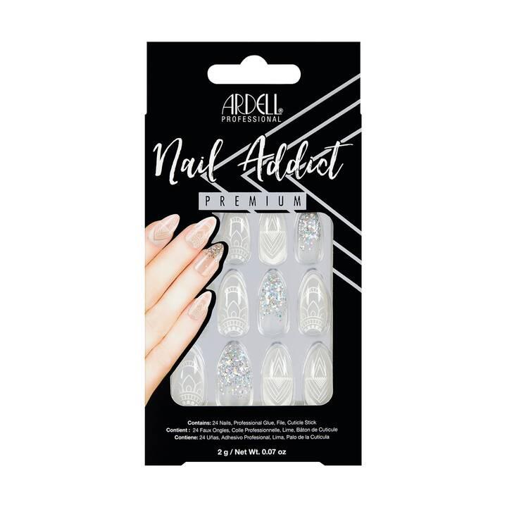 ARDELL Nail Addict Glass Deco (24 pièce)