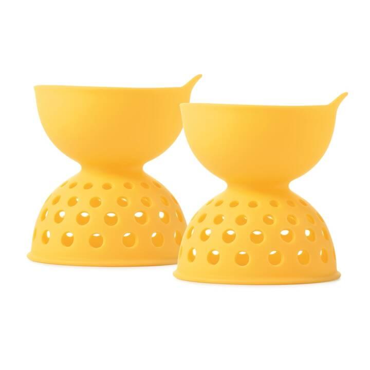 OXO Eierpochierer (Gelb)