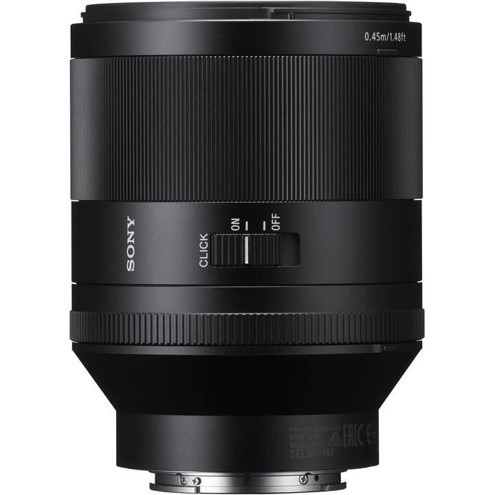 SONY FE 50mm f/1.4 ZA Planar T*