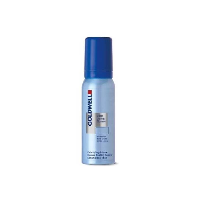 GOLDWELL Color Styling Mousse Mittelblond (7-N)