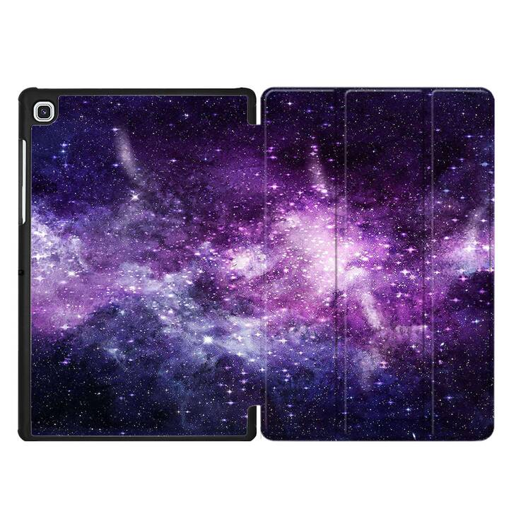 "EG MTT Custodia per Samsung Galaxy Tab S5e 10.5"" 2019 - universo"