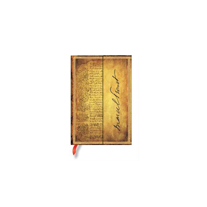 PAPERBLANKS NB Proust, à la recherche d'un flan 100x140mm, 176 p.