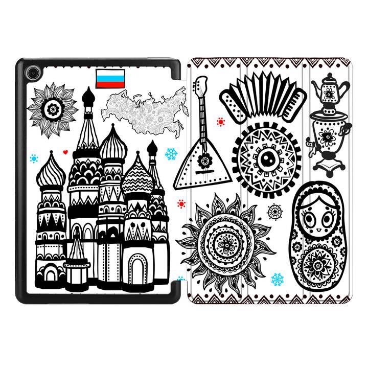 """EG MTT custodia per HUAWEI MediaPad M6 10.8"""" 2019 - russia"""