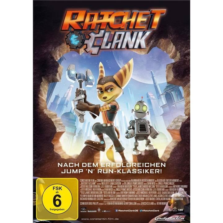 Ratchet & Clank (DE, EN)