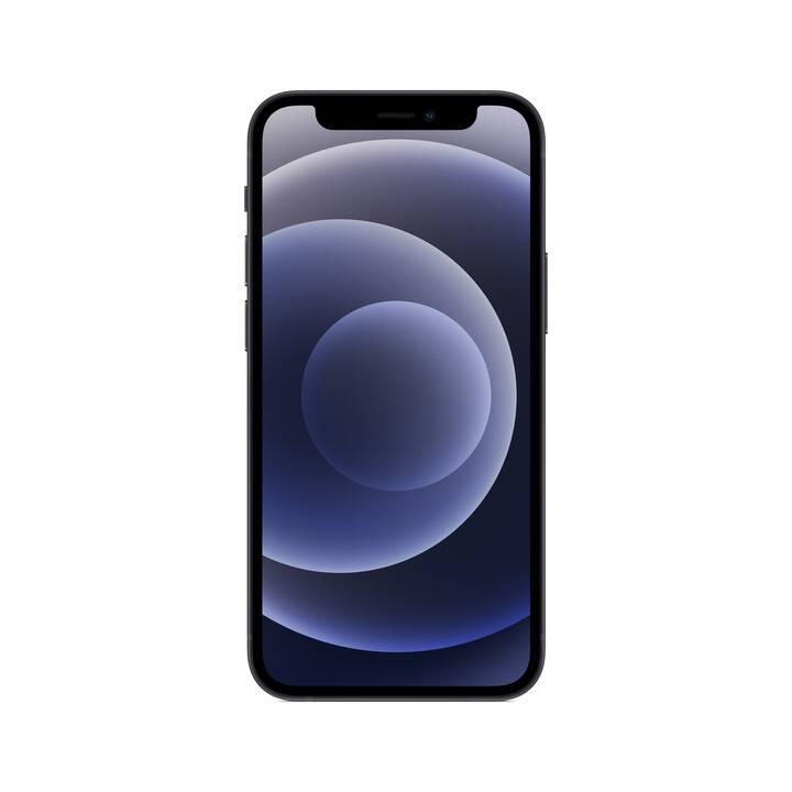 "APPLE iPhone 12 mini (5G, 5.4"", 128 GB, 12 MP, Schwarz)"