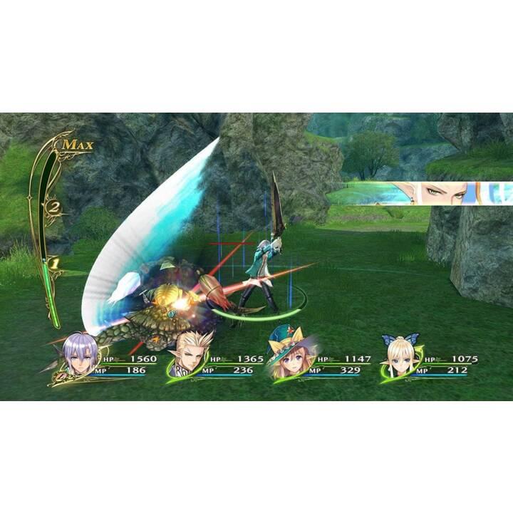 Shining Resonance Refrain - Dragonic Launch Edition (EN/JAP)