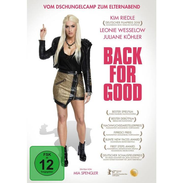 Back for Good (DE)