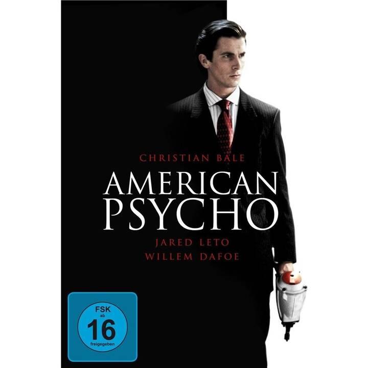 American Psycho (DE, EN)