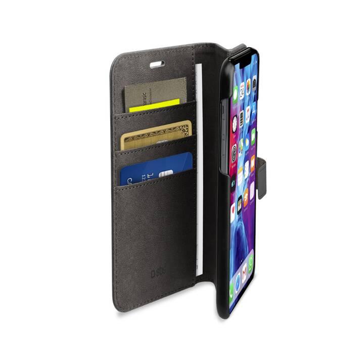 SBS Flipcover Bookcase Wallet (iPhone 12 Mini, Marrone)