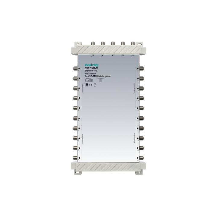 AXING SVE 5504-09 Amplificateurs et répartiteurs (Blanc)