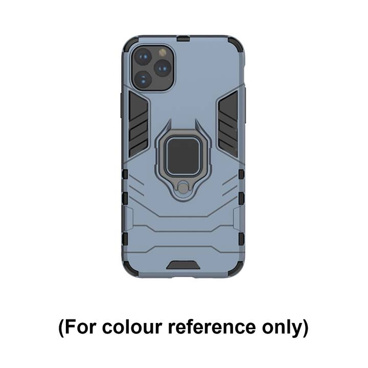 "EG Mornrise Backcover mit Metallring für Apple iPhone X XS 5.8"" - Dunkelblau"