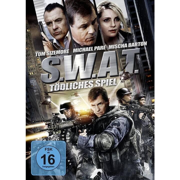 S.W.A.T.  - Tödliches Spiel (DE, EN)