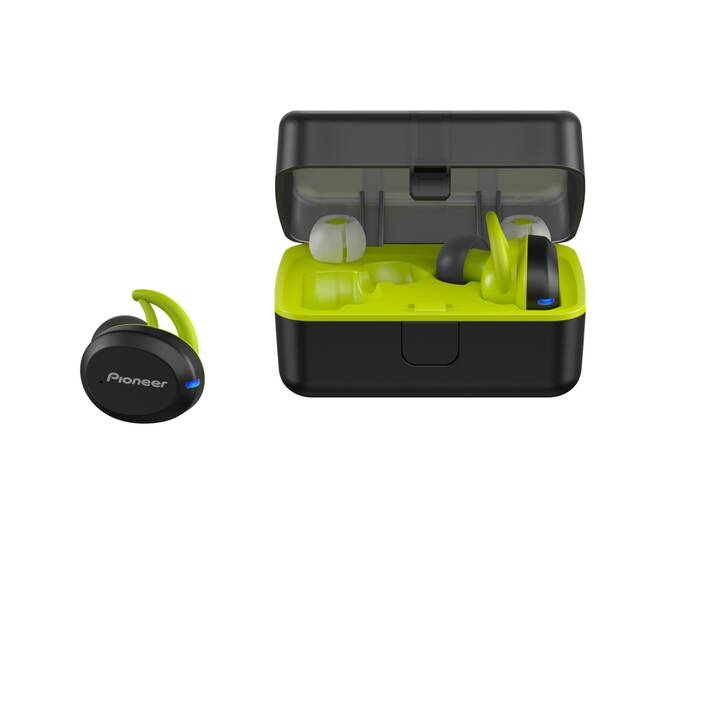 PIONEER SE-E9TW-Y (In-Ear, Bluetooth 5.0, Jaune, Noir)
