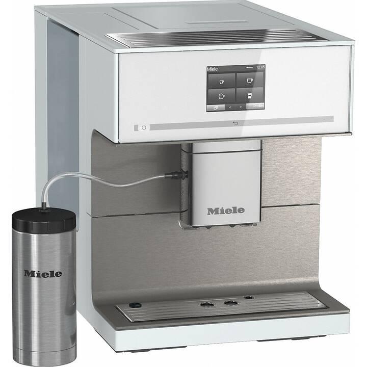 MIELE CM 7550 CH BW (Weiss, 2.2 l, Kaffeevollautomat)
