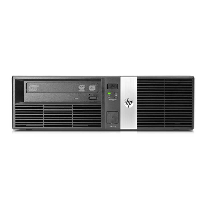 HP 5810 (Intel Core i5 4570S, 4 GB, 500 GB SSD)