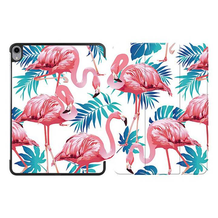 "EG MTT Coque iPad pour Apple iPad Pro 2018 11"" - Flamingo"