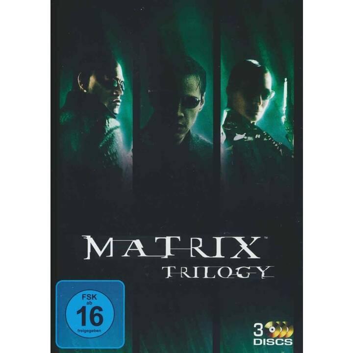Matrix Trilogy (DE, EN)