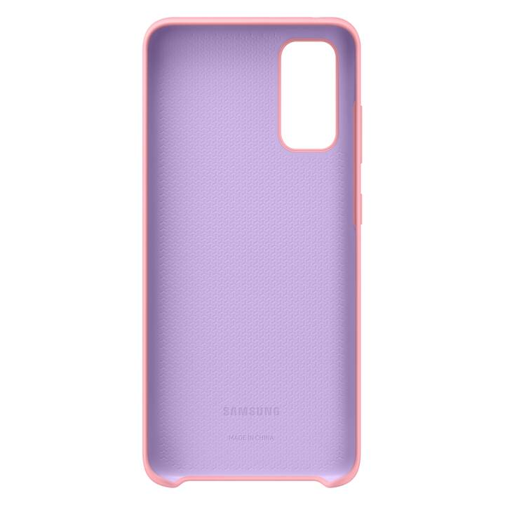 SAMSUNG Backcover Hard Cover (Galaxy S20, Pink)