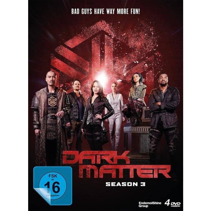 Dark Matter Saison 3 (DE, EN)