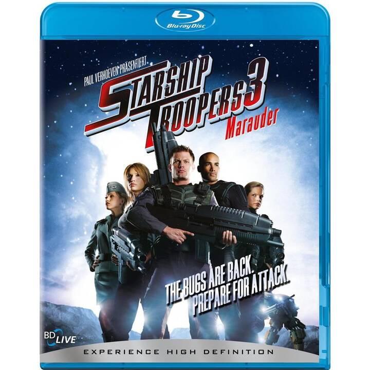 Starship Troopers 3 - Marauder (DE, EN)