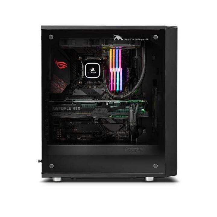 JOULE PERFORMANCE Ghost 3 (Intel Core i7 9700K, 16 GB, 500 GB SSD, 2 TB HDD)