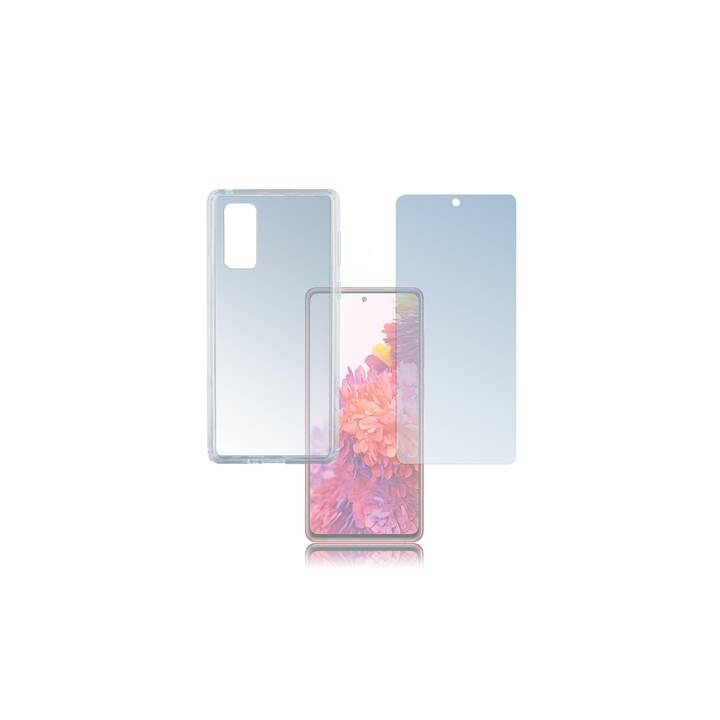 4SMARTS Backcover (Galaxy S20 FE, Transparent)