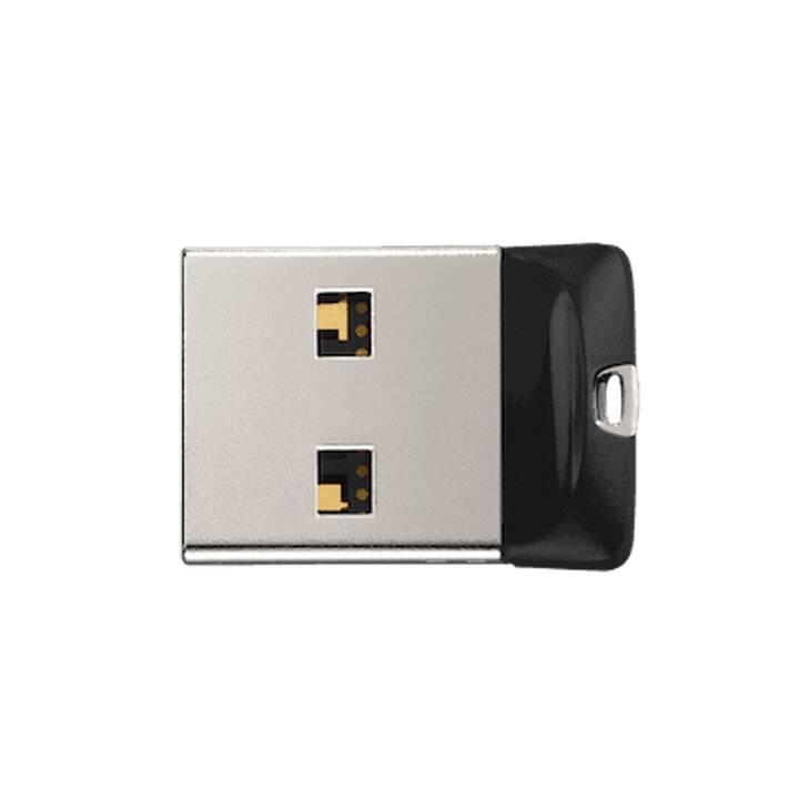 SANDISK Cruzer Fit (32 GB, USB 2.0 Tipo-A)