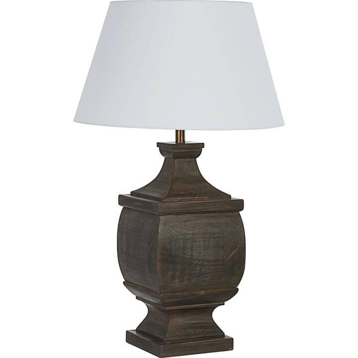 MUTONI LIFESTYLE Lampe de table Grace (Lampe à économie d'énergie, Halogène, Ampoule électrique)