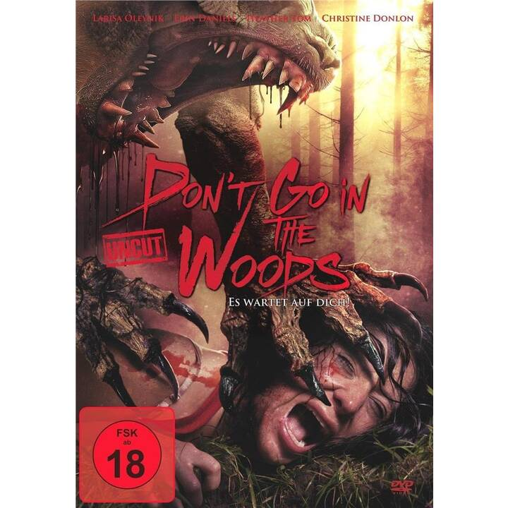 Don't go in the Woods (DE)