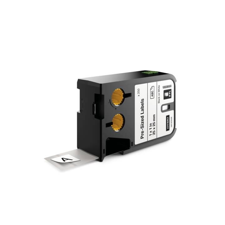 Etichette DYMO XTL 1868668, 25 x 25 mm