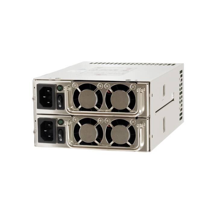 Netzteil Chieftec Server, MRG-6500P, 2x5