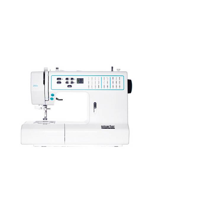 PFAFF Machine à coudre bras libre Smarter 260C (Coudre)