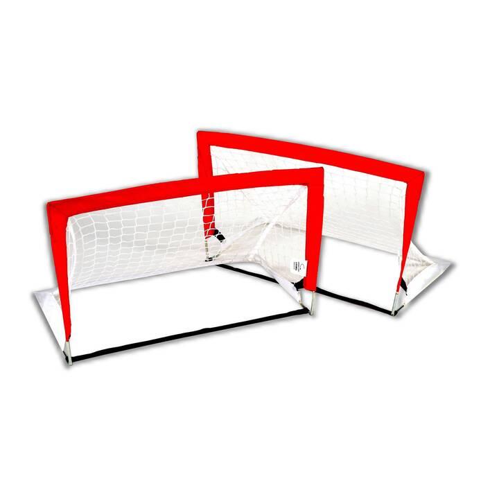 BANDITO Unihockey Tor Quadro Set (80 cm x 60 cm x 60 cm)