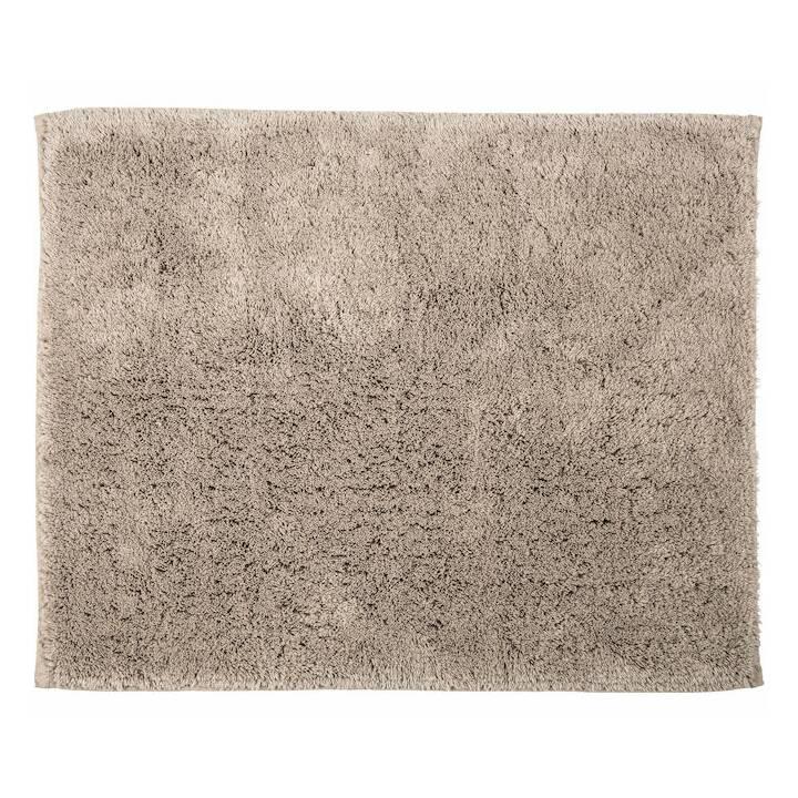LIVIQUE Badteppich Diana (55 cm x 65 cm, Sand)