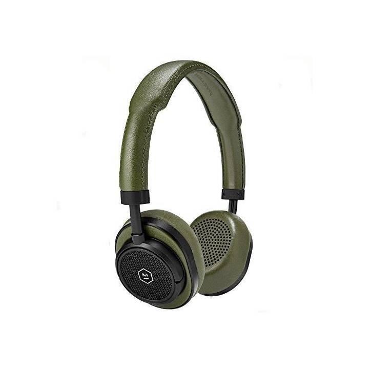 MASTER & DYNAMIC MW50 (On-Ear, Vert olive )