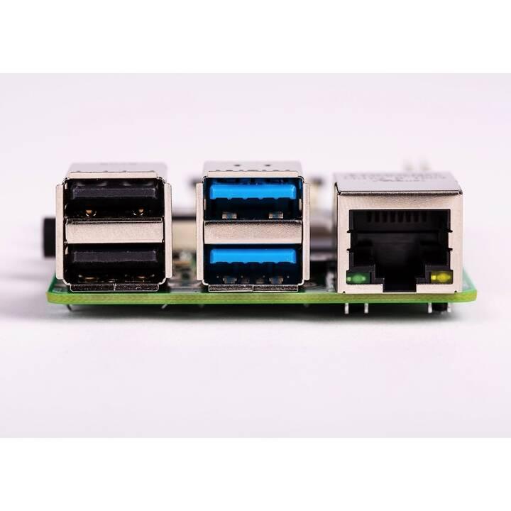 RASPBERRY PI 4 4G Model B (Cortex-A72)