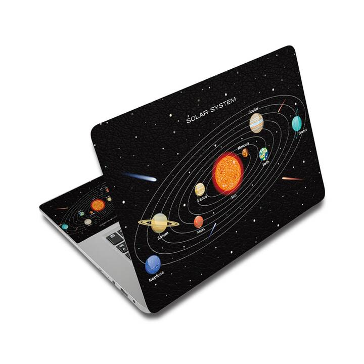 "EG adesivo per laptop 15"" - universo"