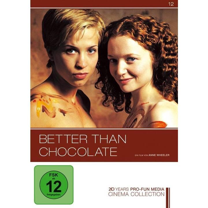Better than chocolate (DE, EN)