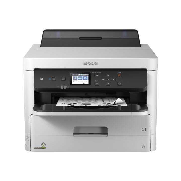 EPSON WorkForce Pro WF-M5299DW (Noir et blanc, WLAN, Wi-Fi)