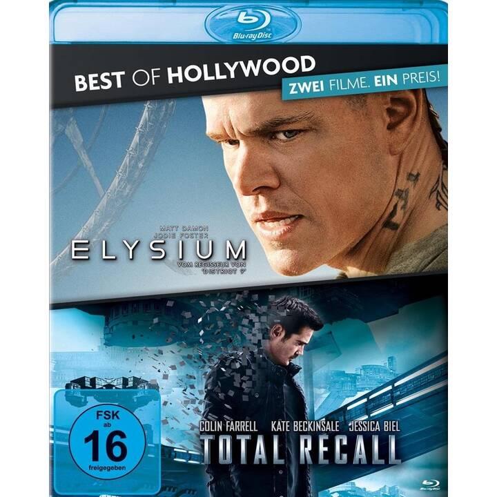 Elysium / Total Recall (DE, EN)