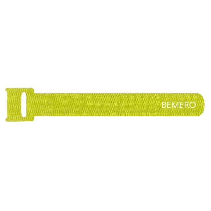 BEMERO Colliers de câbles 16015GN-SI (160 mm, 1 pièce)