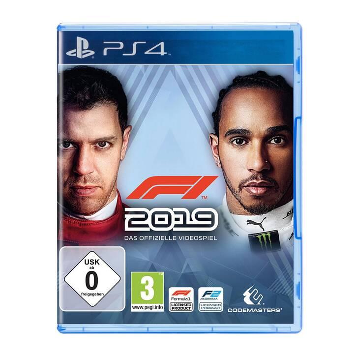 F1 2019 (DE, EN, FR, IT)