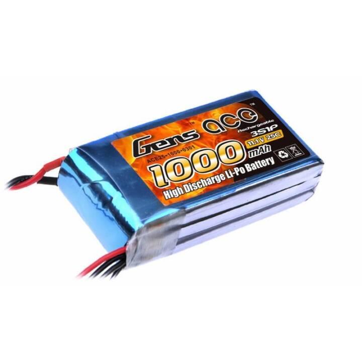 GENS Batterie ACE RC LiPo 1000 mAh