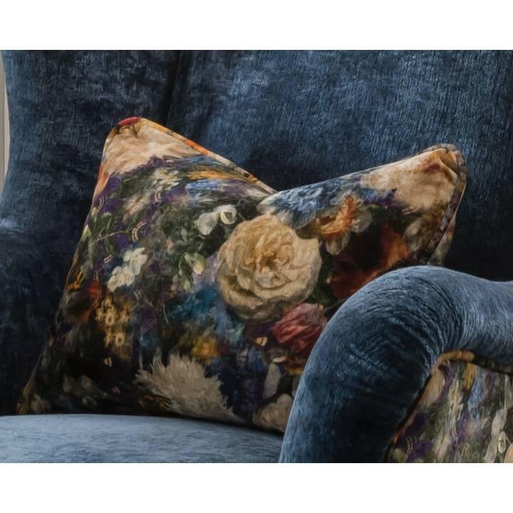 MUTONI DESIGN Royal Garden  Coussin (45 cm x 33 cm, Multicolore)