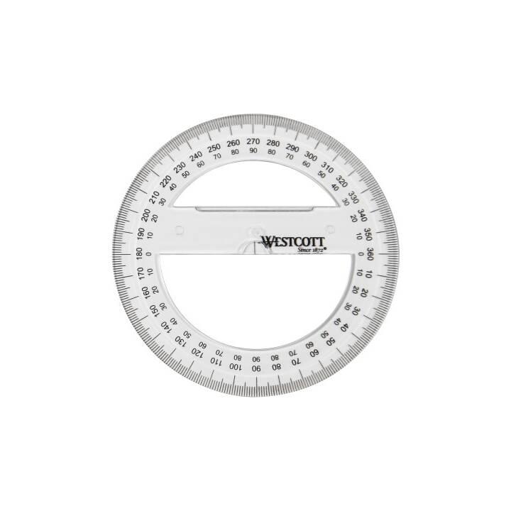 WESTCOTT Kreis-Winkelmesser 10cm