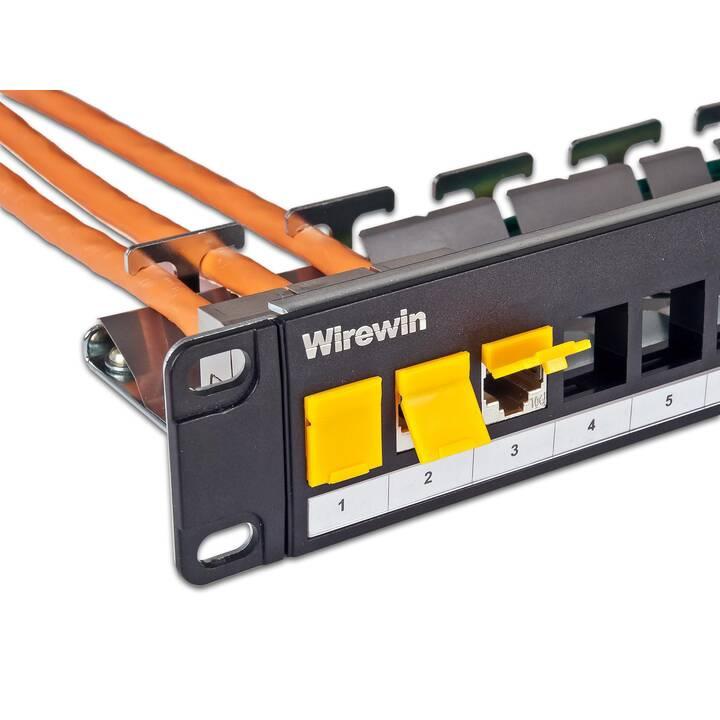 WIREWIN WKS JACK Adapter (Klemme, RJ-45, 0 m)