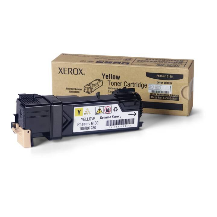 XEROX Phaser 6130 Tonerpatrone, Gelb, 1900 Seiten