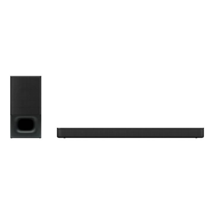 SONY HT-S350 S-Force Pro (Bluetooth Speaker, System, Noir)